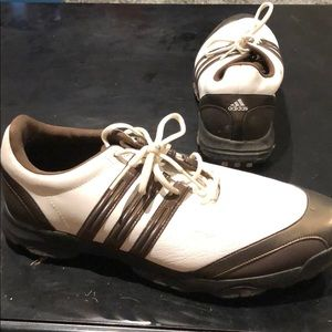 Size 12 adidas golf shoes
